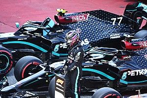 GP de España: Hamilton logra la pole y Pérez es cuarto en su regreso