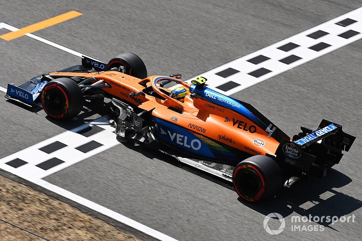 Seidl: McLaren gaat strijd om derde plaats 'niet opgeven'