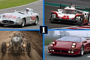 10 de los motores más inusuales de la historia de la automoción