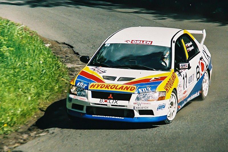 Galeria zdjęć: Rajd Polski 2004
