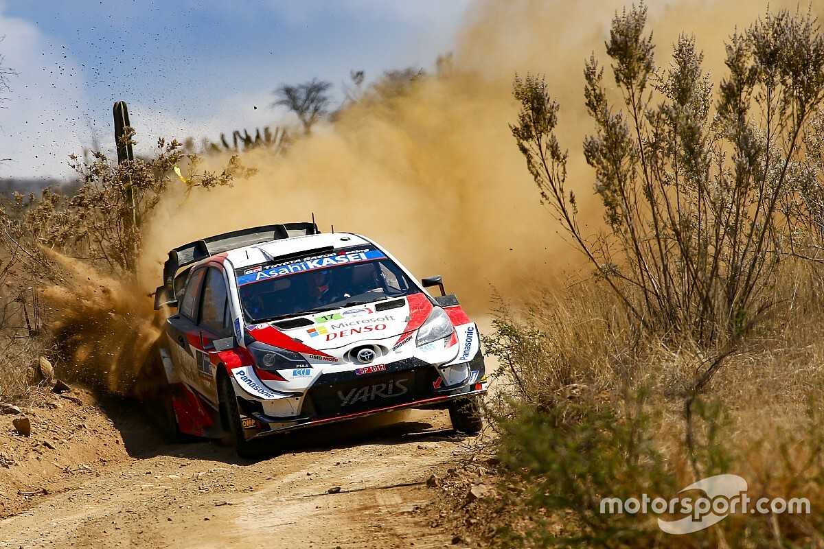 WRC: Ogier trionfa per la sesta volta al Rally del Messico!
