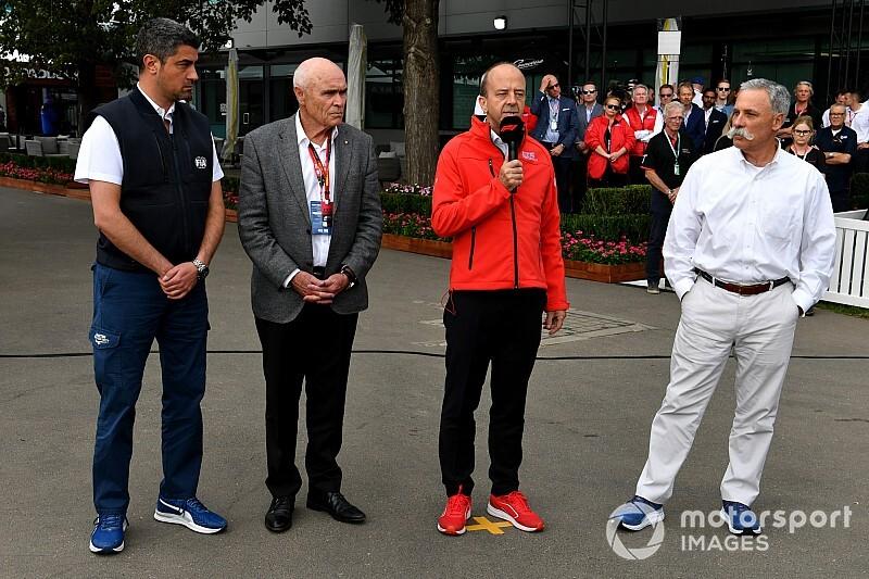 """""""Rien ne suggère"""" que la F1 ait mis ses acteurs en danger"""