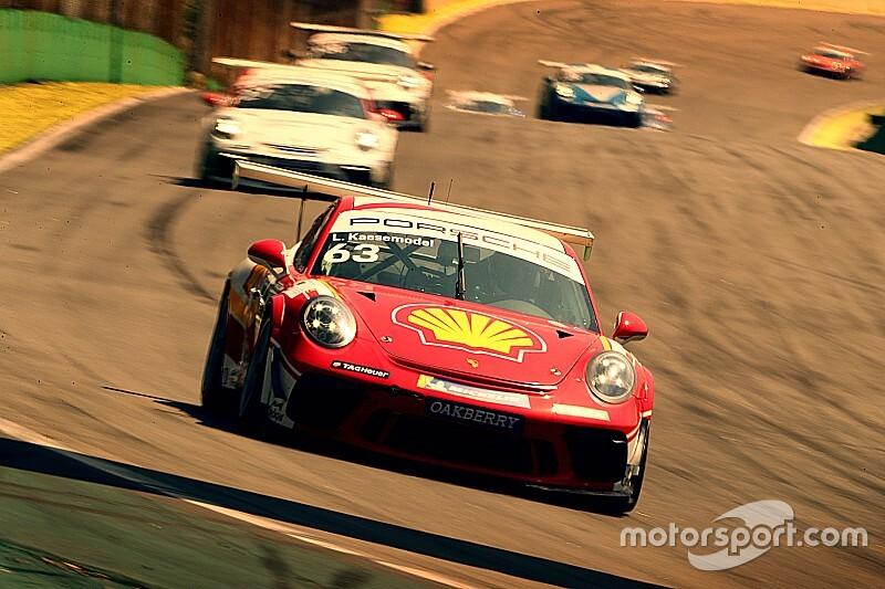 Kaesemodel avalia etapa de retorno à Porsche Cup Brasil como positiva