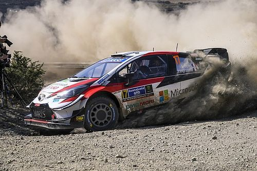Mexico WRC: Ogier takes command after first loop of stages