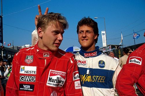 Motorsport Heroes: Hakkinen on his infamous clash with Schumacher