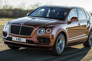 A Bentaygánál is nagyobb SUV-n dolgozhat a Bentley