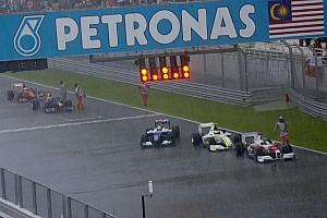 Les 10 Grands Prix de F1 les plus courts de l'Histoire