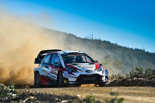 WRC, Rally del Portogallo, PS16: Meeke a un passo da Tanak! Lappi capotta