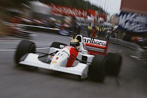 """アイルトン・セナが""""ライオン""""を飼い慣らした日:1992年F1モナコGP"""