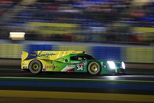 Polski Ligier czwarty w rozgrzewce