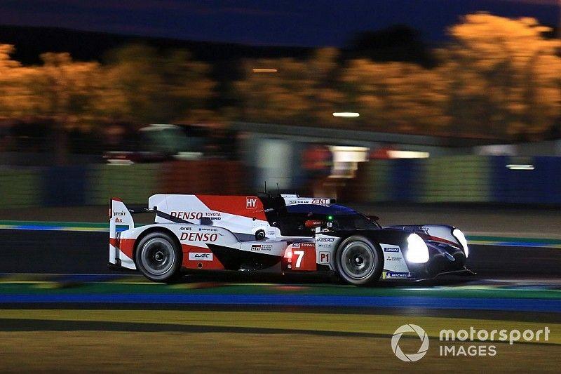 24 uur Le Mans: Toyota op eerste startrij, Aston op pole in GTE