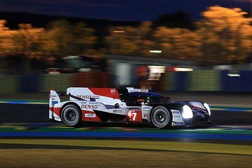 Le Mans 24 saat: Toyota ilk çizgiyi kapattı, 7 numaralı ekip pole pozisyonunda
