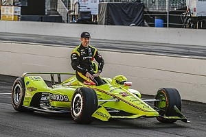 Pagenaud wants warm Indy 500, says cool is better for action