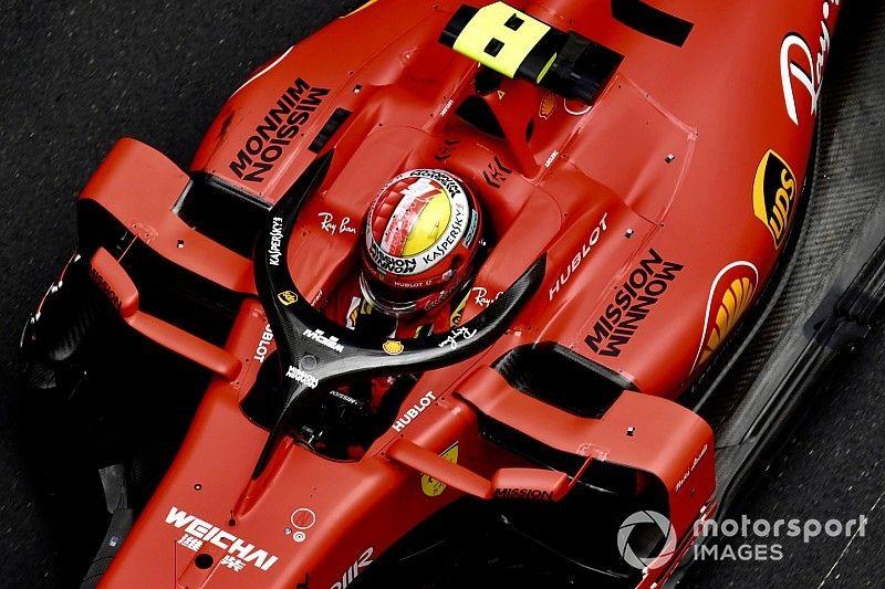Ferrari se opone a más piezas estándar en los F1 de 2021