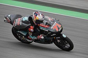 Sachsenring Moto3: 2. antrenman seansının lideri Sasaki, Can 14.