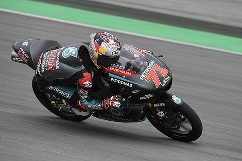 Moto3, Sachsenring, Libere 2: Sasaki si prende la vetta, Fenati sesto