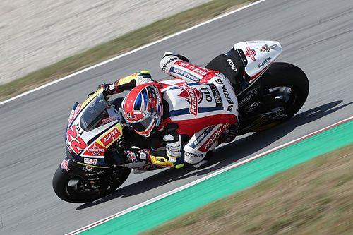 "Moto2, Assen, Libere 1: Lowes al top davanti a ""Balda"", paura per Pratama"