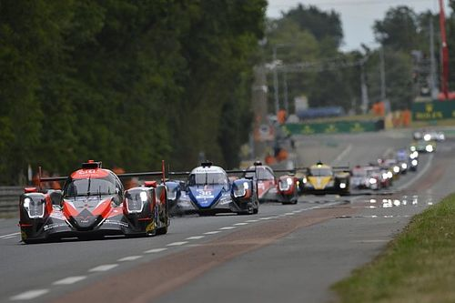Jarvis predicts LMP2 car on overall Le Mans podium