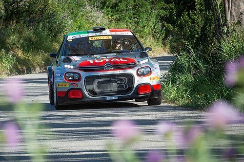 Targa Florio, PS2: Rossetti si porta al comando superando Campedelli e Basso