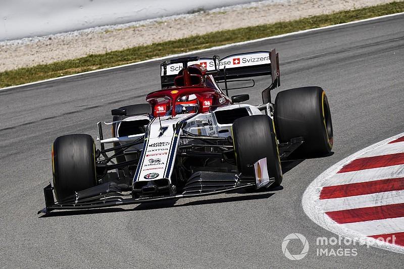 """Räikkönen : """"Nous avons compris pas mal de choses"""""""