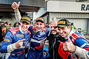 Molina gana con Ferrari en las Blancpain Endurance y Riberas, tercero