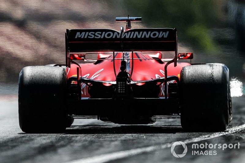 Ferrari, sorunu anladığı an hızlı çözüm bulmayı umuyor