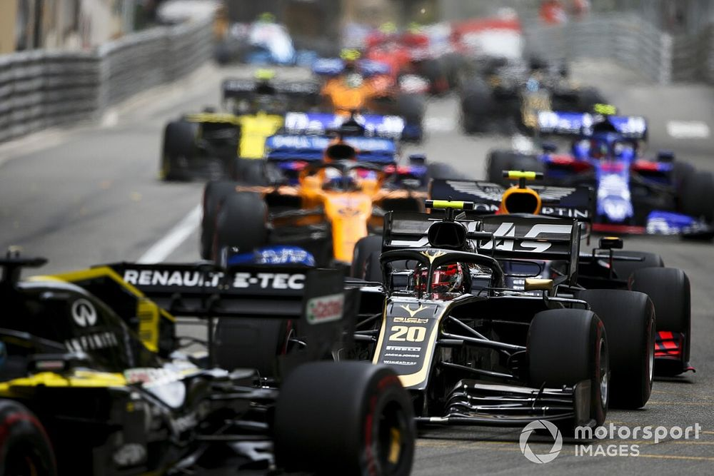 Formel 1 Monaco 2019: Die Rundentabelle im Zeitraffer