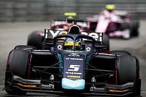Sette Câmara herda pódio de corrida 1 da F2 em Mônaco