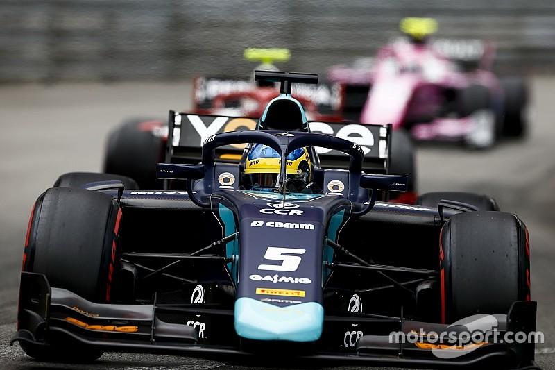 Sette Câmara voa em Paul Ricard e lidera treino livre da Fórmula 2