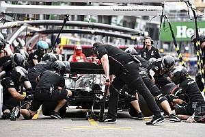 A Mercedes is osztja a Ferrari aggodalmait a gumikkal kapcsolatban