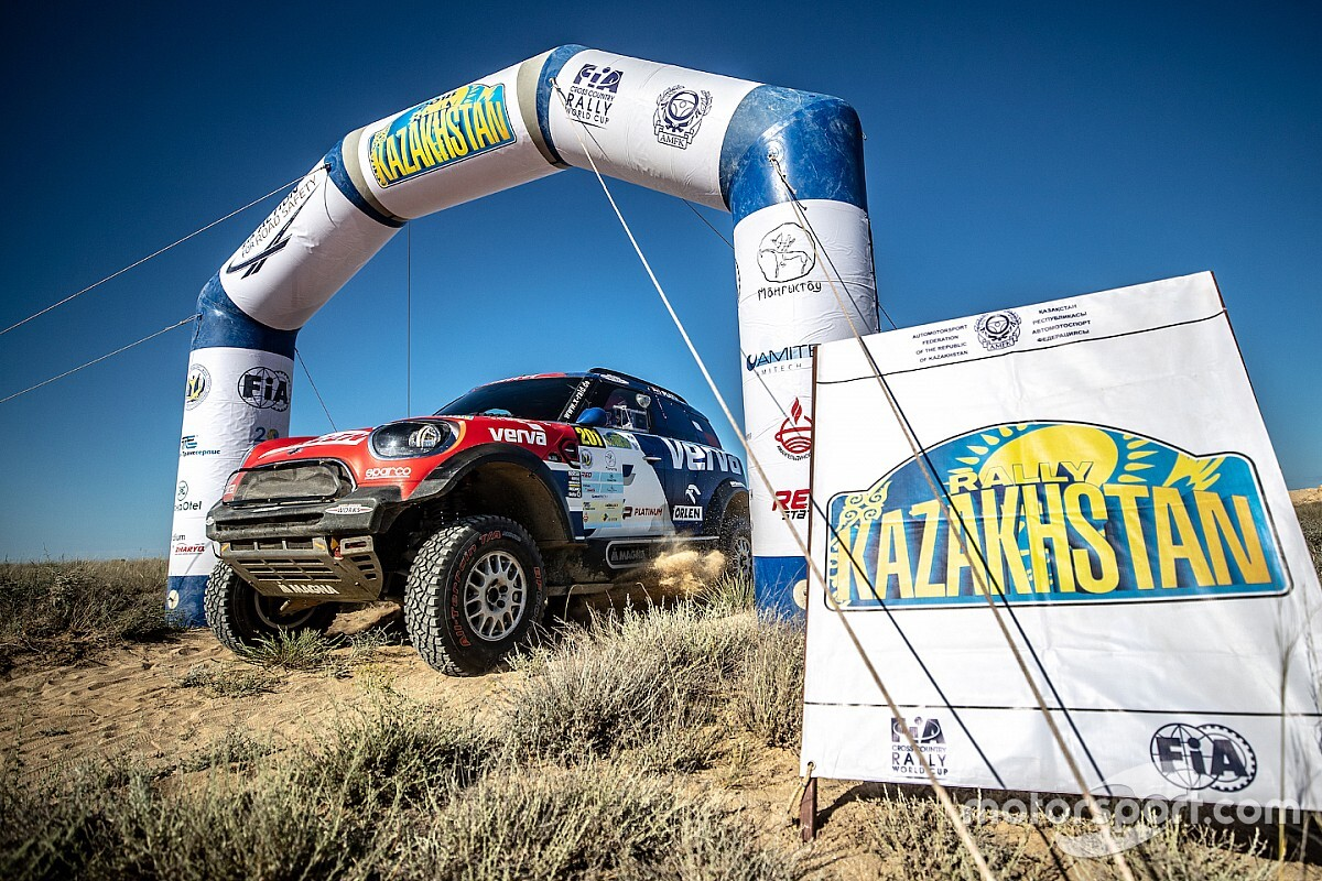 В Казахстане запретили проводить гонки