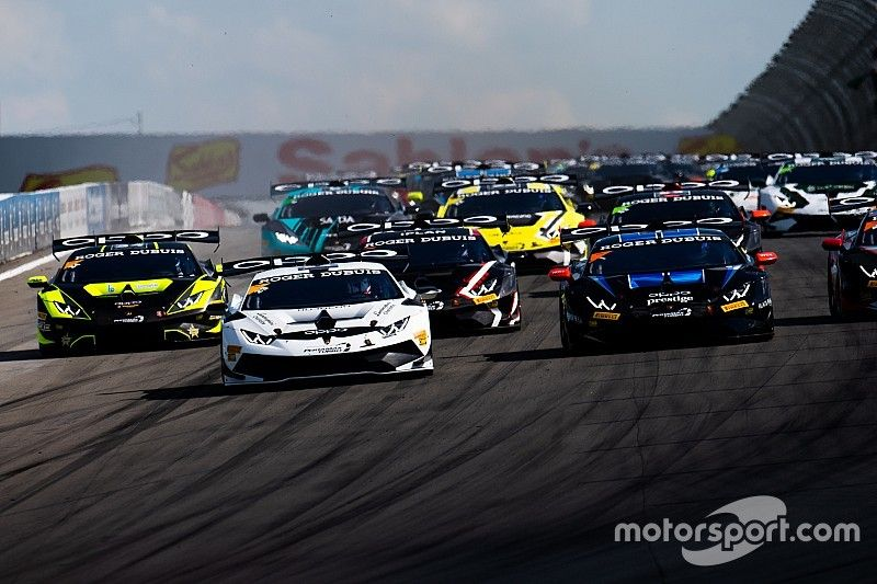 Super Trofeo North America: Antinucci, Lewis extend points lead