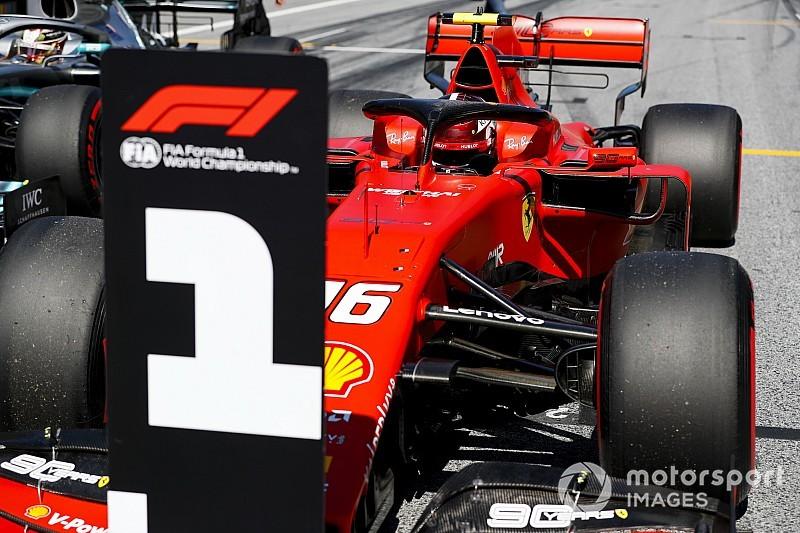 ルクレールの速さの影に、フェラーリの進化アリ。セットアップ方針転換が奏功
