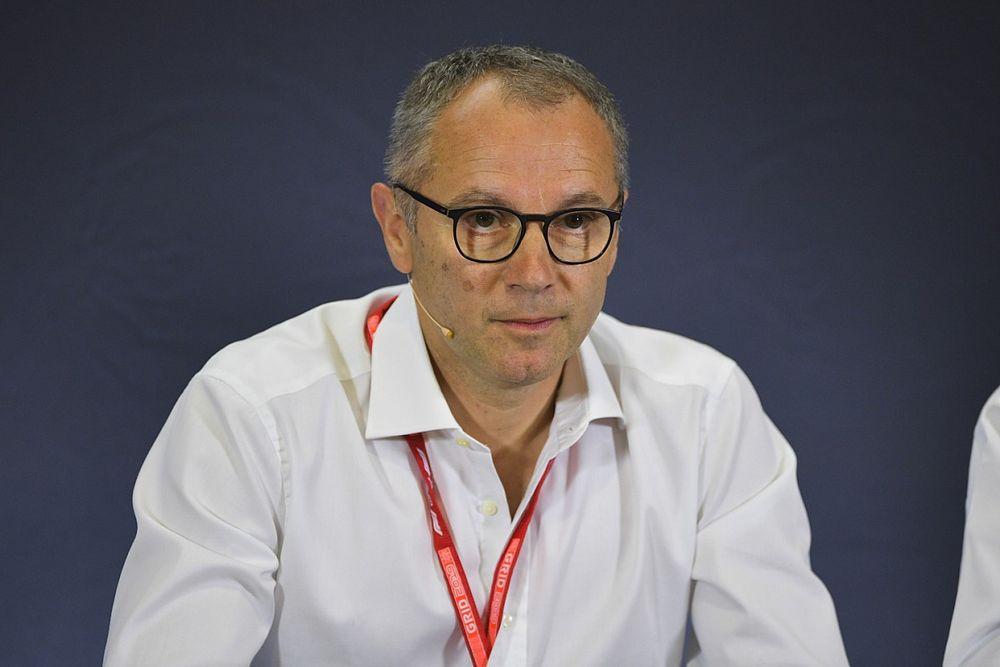 """CEO da F1 se reúne com governo paulista e diz que GP de São Paulo """"está progredindo de modo correto"""""""