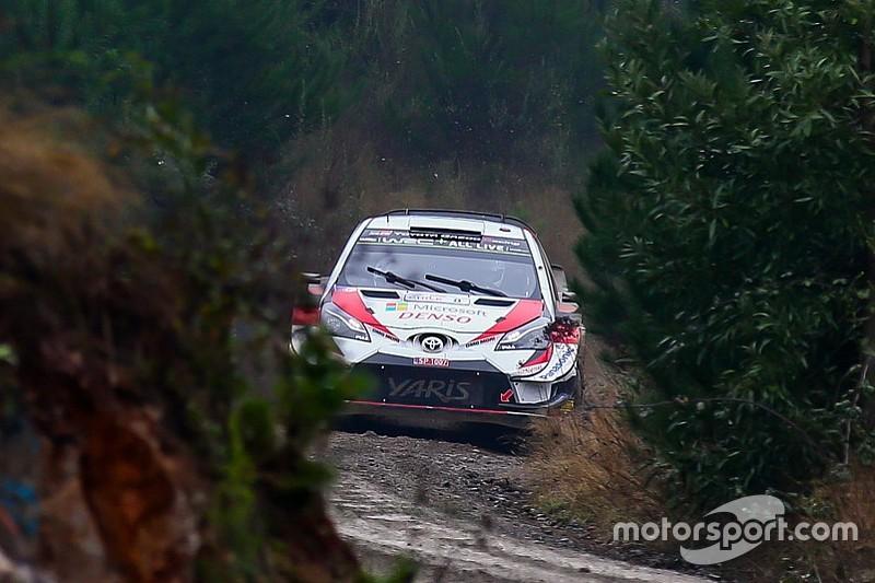 WRC, Rally del Cile: Tanak in testa dopo la prima tappa. Che lotta per il 2° posto!