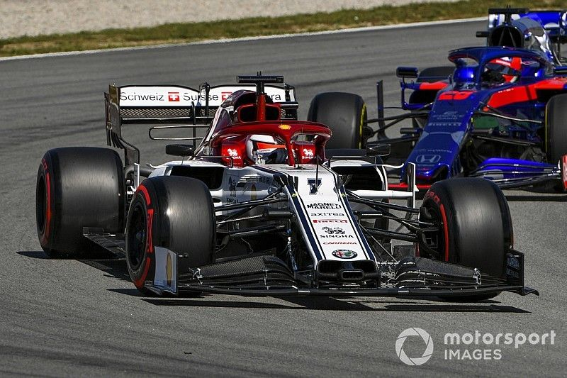 Alfa introduces permanent fix for front wing