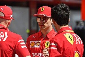 """Ecclestone: """"Quizás Vettel pensó que la vida sería más fácil con Leclerc"""""""