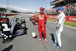 F1: Bottas diz que Mercedes não está considerando Vettel para 2021
