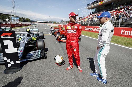 GP dos 70 Anos da F1 escancara 'fogo amigo' de Mercedes e Ferrari contra Bottas e Vettel
