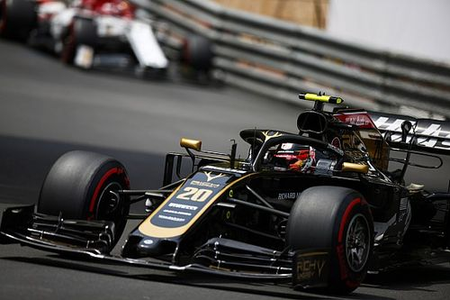 Magnussen ne blâme pas Haas pour l'erreur stratégique de Monaco