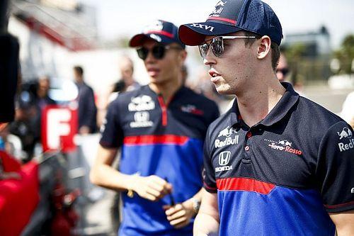 Kvjat nem érzi a Honda-motor javulását, de elégedett a Toro Rossóval