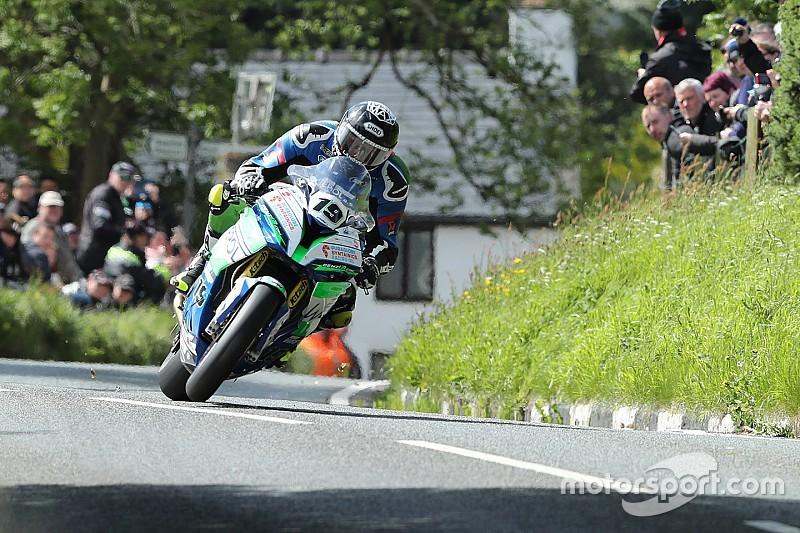 Daley Mathinson zginął podczas Isle of Man TT