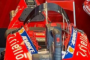 Ducati mantiene en secreto la utilidad de su último invento