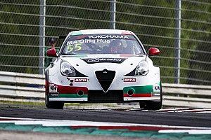 Hungaroring indigesto per le Alfa Romeo, bravo Ma Qing Hua a prendere punti
