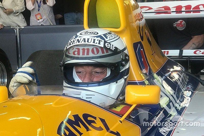 """Patrese: """"Dopo la tragedia di Ayrton ho rinunciato a guidare la sua Williams"""""""