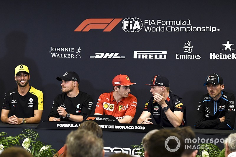 Monaco GP: Wednesday press conference