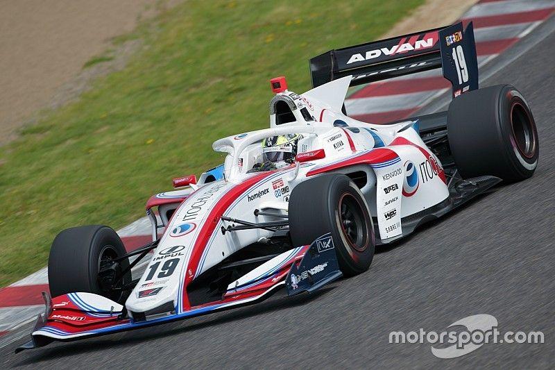 Сэкигути выиграл гонку Суперформулы на «Аутополисе», Маркелов сошел с дистанции