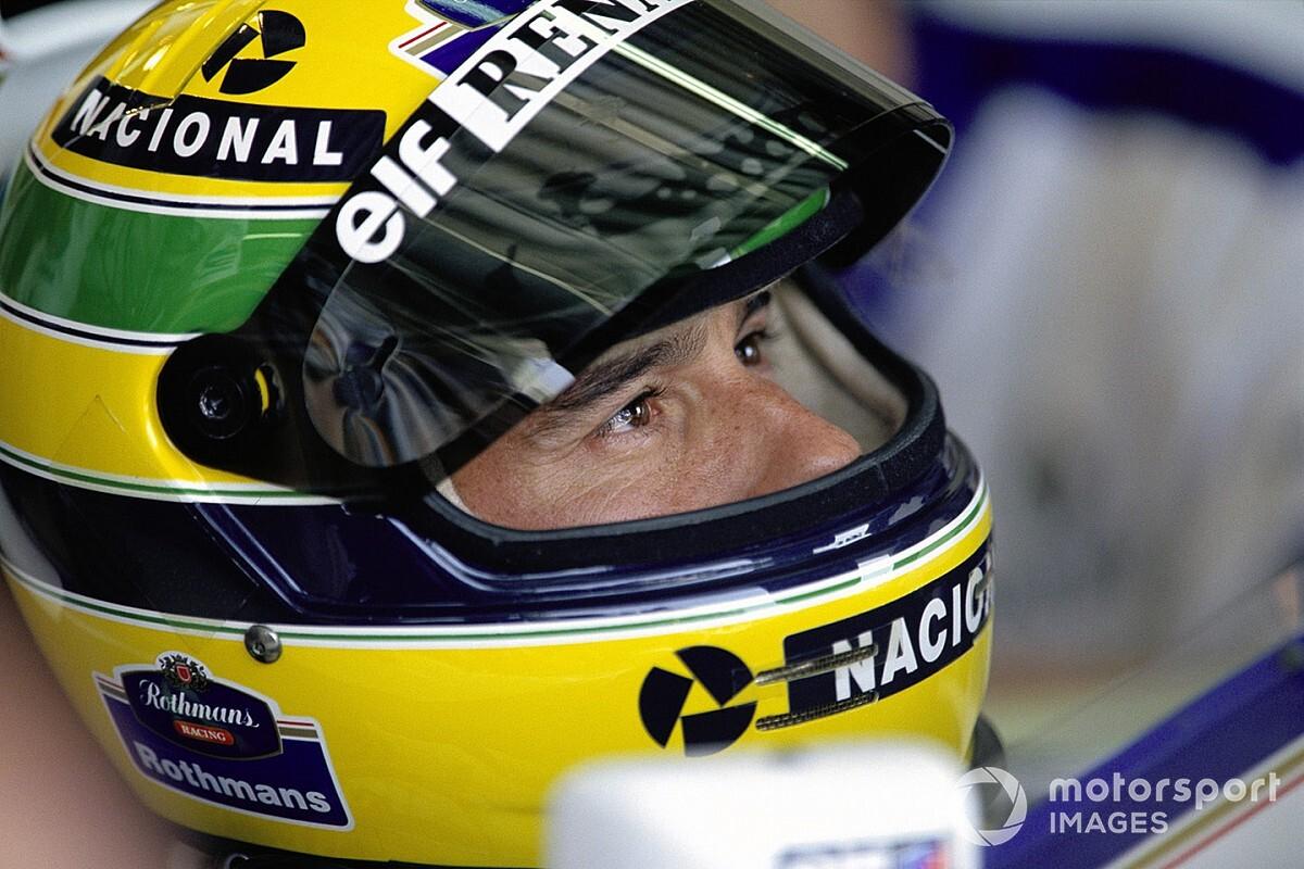 """Hoje chefe da equipe, filha de Frank Williams revela paixão juvenil por Senna: """"ele era um Deus"""""""