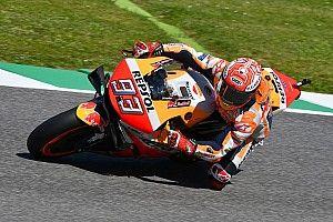 Fotogallery: la pole di Marquez nel GP d'Italia di MotoGP