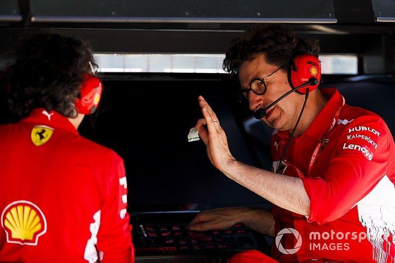 Глава Ferrari осторожно оценил шансы команды в Сильверстоуне
